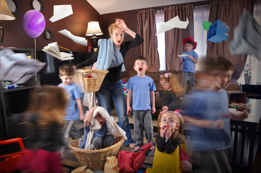 Kids Driving You Crazy? Need More Space? - Orange County California Real Estate Expertise